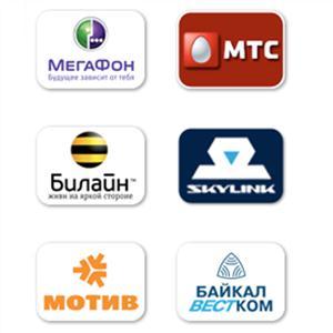 Операторы сотовой связи Таштыпа